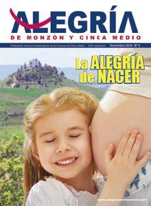 Alegría de Monzón – Diciembre 2016
