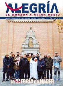 Alegría de Monzón y Cinca Medio Enero 2017