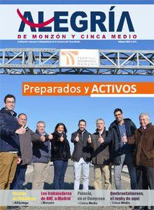 Alegría de Monzón y Cinca Medio Febrero 2017