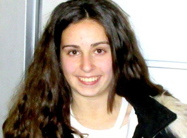 Alodia Liesa, becada por la Fundación Amancio Ortega