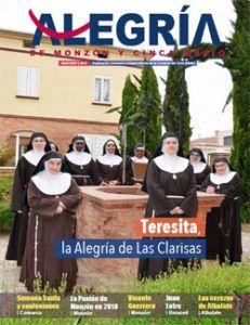 Alegría de Monzón y Cinca Medio Abril 2017