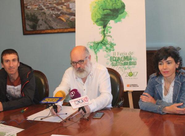 La II Feria de Economía y Sostenibilidad llega a Monzón los próximos 13 y 14 de mayo