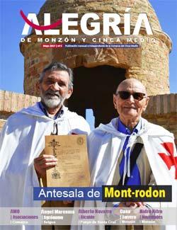 Alegria de Monzón y Cinca Medio Mayo 2017