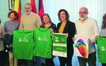 Las calles de Monzón se teñirán de verde esperanza el 18 de marzo
