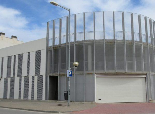 El Ayuntamiento de Monzón abonará 2,4 millones por el parquin de Cortes de Aragón