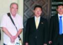 """""""Hasta en Corea del Norte nos preguntaron por Puigdemont"""""""