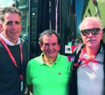 Un recorrido por La Vuelta  con Javier Moracho