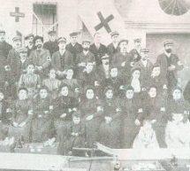 La Cruz Roja de Monzón  y la Guerra de Cuba