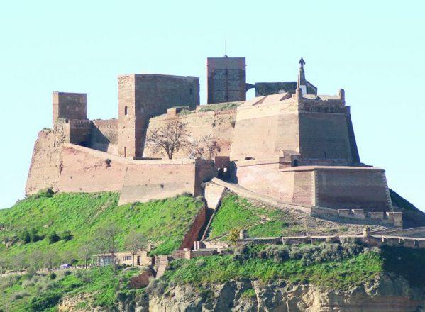 El castillo vuelve a brillar  en todo su esplendor