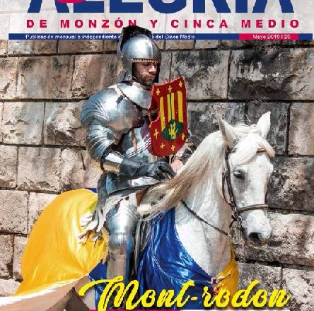 Alegría de Monzón Mayo 2019