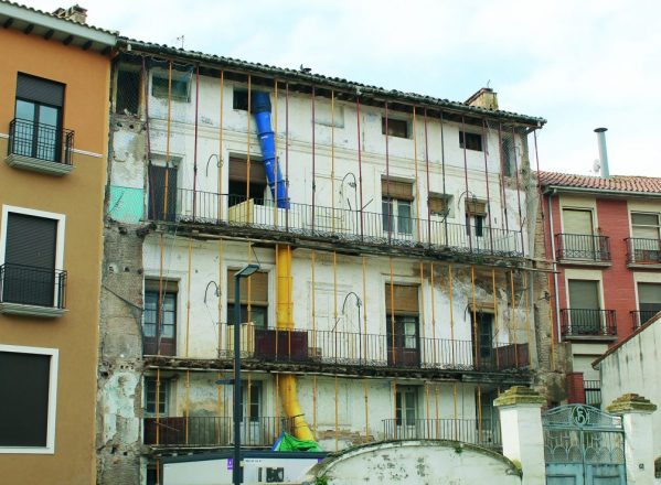 """""""Casa Salas"""" será en el futuro un hotel… con historia"""