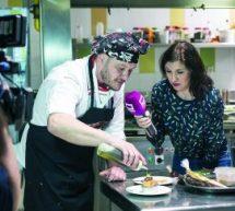 """""""El cariño, el amor y el respeto por el producto son claves en la cocina"""""""