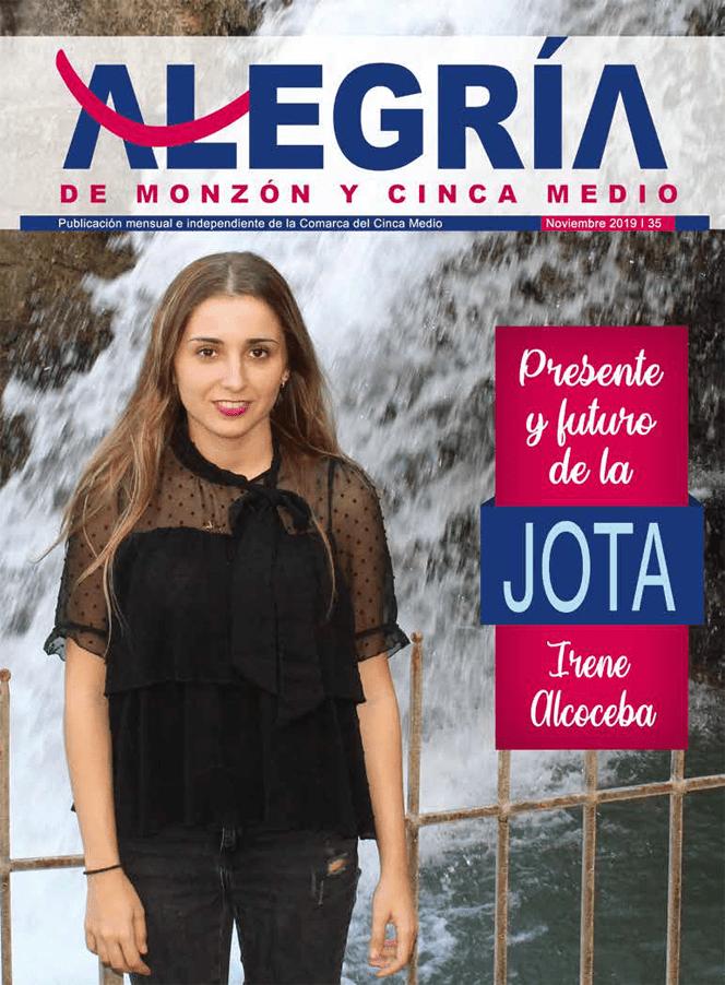 Revista Alegría de Monzón