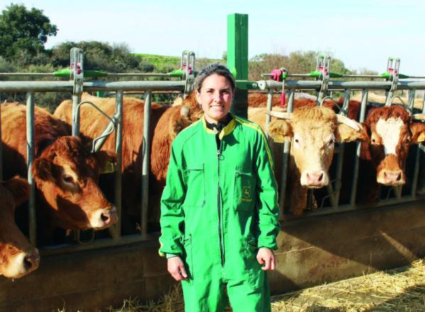 «Cuanto más  cuidas a los  animales,  mayor es el rendimiento que obtienes»