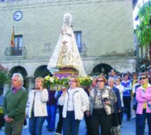 La romería a la Alegría, este año desde el corazón