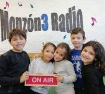 Un programa de radio, herramienta educativa del colegio Monzón-3
