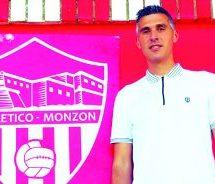 Cristian Abad dirigirá el nuevo proyecto deportivo del Atlético Monzón