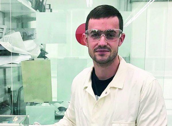 Talento joven al servicio de la química