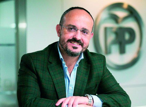 Alejandro Fernández sabe mucho de Monzón y Huesca
