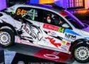 Coral Barroso debuta en el Mundial de Rallyes